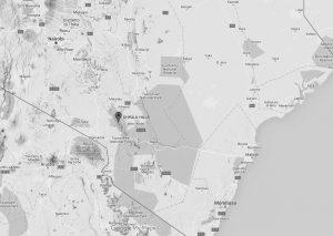 cartina-safari-kenya-chyulu-hills-aereo